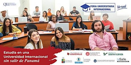 Feria Internacional de Universidades: Asesoría Virtual en Vivo entradas