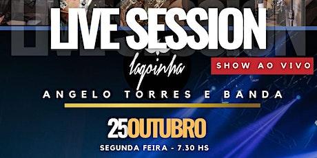 Live Session Lagoinha ingressos