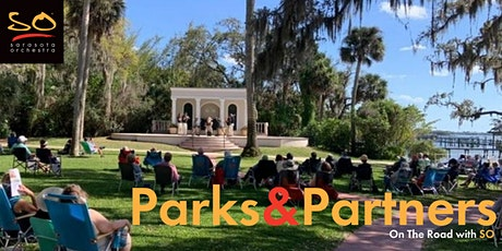 On the Road with SO: Parks and Partners Concert at G.T. Bray Amphitheater tickets