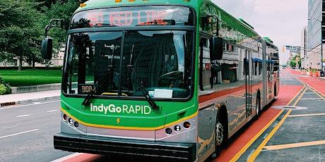Ruta 110 BRT - Reunión virtual de información pública entradas