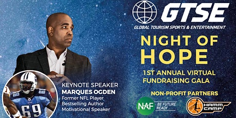 GTSE's Night of Hope 1st Annual Virtual Fundraising Gala tickets