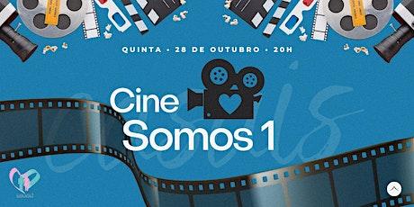 Cine Casais Somos 1 ingressos