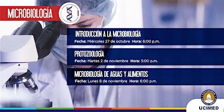 UCIMED Passion Career - Microbiología entradas