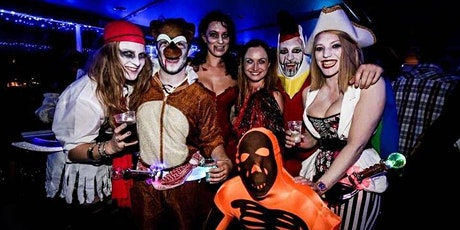 GHOST SHIP - The ultimate Halloween boat party + free after-party tickets