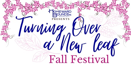 Turning Over A New Leaf - Fall Festival tickets