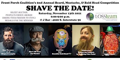 Beard, Mustache, & Bald Head Competition tickets