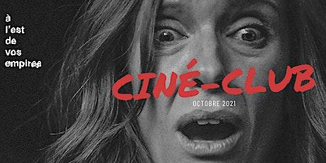 Ciné-club d'horreur : Hereditary billets