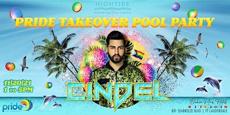 Fort Lauderdale Pride Weekend with DJ Cindel tickets