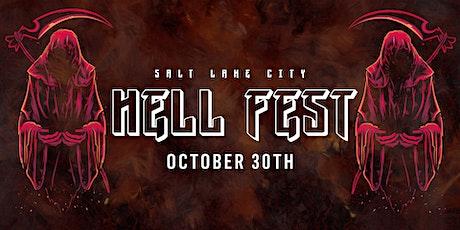 Salt Lake City's Hell Fest tickets
