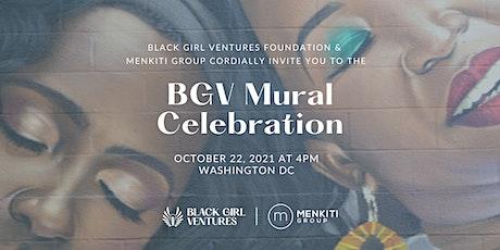 BGV Mural Reveal Celebration tickets