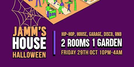 Jamm's House Halloween: Hip-Hop x House x UKG x Disco x RnB tickets