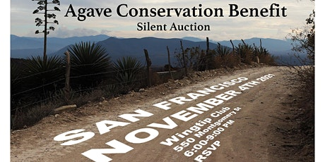 Agave Conservation Benefit - A Silent Auction tickets