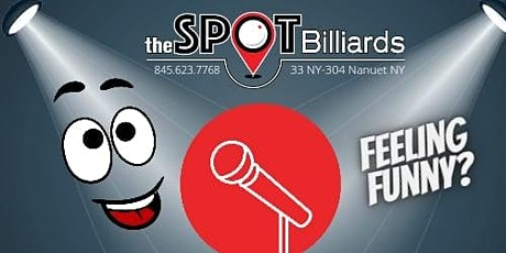 Stand up Comedy Open Mic at The Spot in Nanuet, NY- Monday! tickets