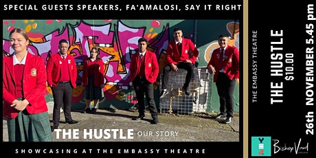 The Hustle-An award winning Young Enterprise Group Share their story tickets