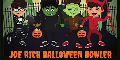 Joe Rich Halloween Howler tickets