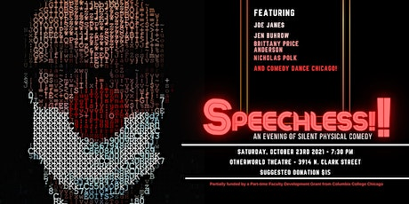 Speechless! An Evening of Silent of Physical Comedy tickets