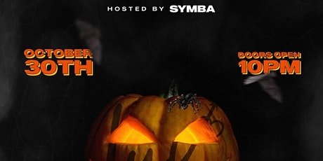 NIGHTMARE ON BROADWAY w/ Special Guest SYMBA  @ LUV SF Halloween Saturday tickets