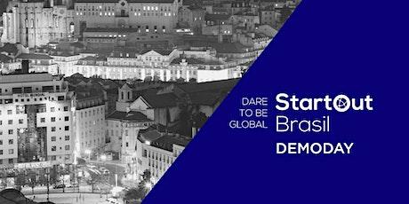 Demoday StartOut Lisboa - Dia da Inovação Brasil tickets