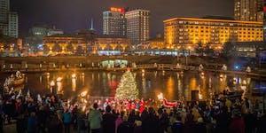 2015 Christmas WaterFire Festival of Trees Tree...