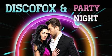 Discofox Party Night Tickets