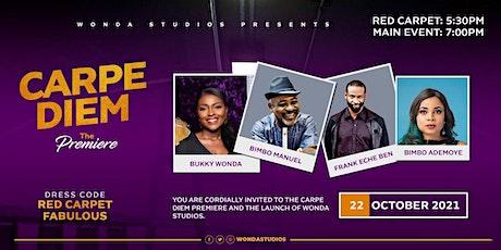 Carpe Diem Premiere & Wonda Studios Launch - VIP tickets