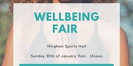 Hingham Wellbeing Fair tickets
