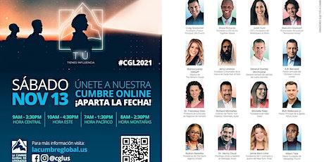 Cumbre Global de Liderazgo Brownsville tickets