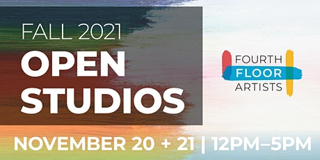 4th Floor Artists - 29th Annual Fall Open Studios tickets