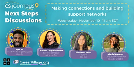 Making Connections and Building Support Networks tickets