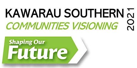 Kawarau Southern Communities Visioning Forum tickets