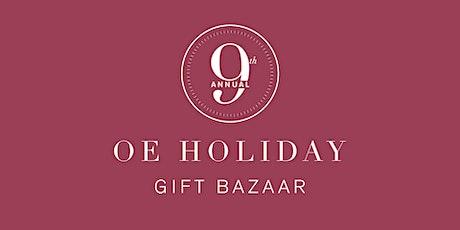Holiday Gift Bazaar tickets