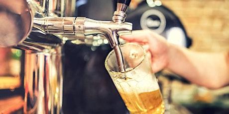 Beer Education & Tasting tickets