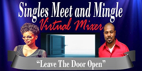 Singles Meet and Mingle Virtual Mixer tickets
