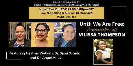 Until We Are Free: Conversation with Vilissa Thompson tickets