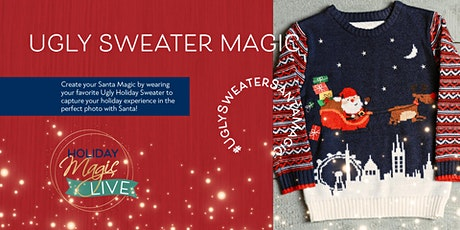 Celebrate Grinchmas™(©Dr. Seuss) + SANTA TOO in Your Ugliest Sweater! tickets
