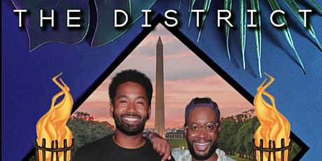 Brice And Wen Present: The District tickets