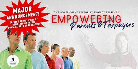 EMPOWERING PARENTS! tickets