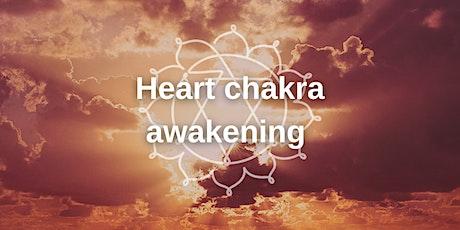 Distant Reiki Healing | Heart Chakra Awakening tickets