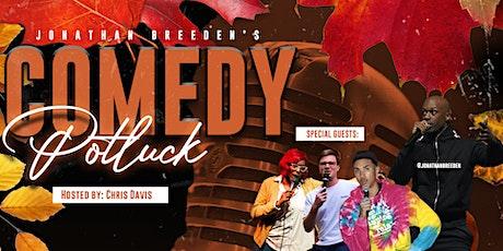 Jonathan Breeden's Comedy Potluck tickets