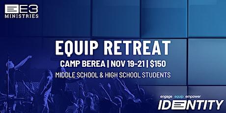 Equip Retreat 2021 tickets