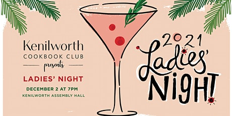 Ladies Night 2021 tickets