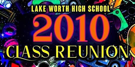 LWHS C/O 2010 10+ Year Reunion tickets
