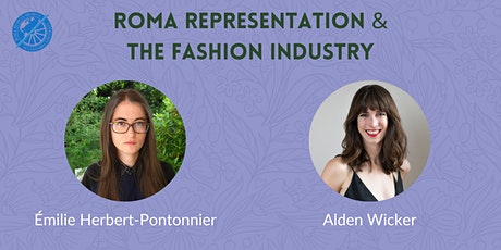 Roma Representation & the Fashion Industry tickets