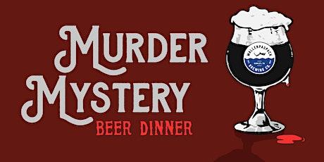 Murder Mystery Beer Dinner tickets