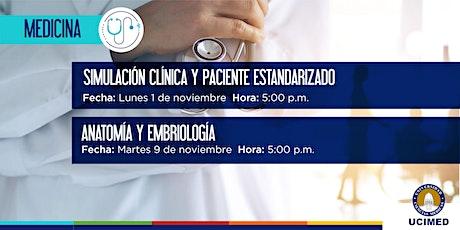 UCIMED Passion Career - Medicina entradas