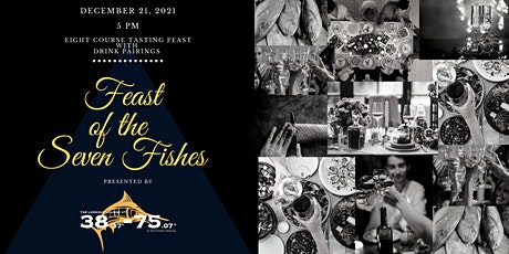 Lookout Lounge's 9-course Feast of the Seven Fishes tickets