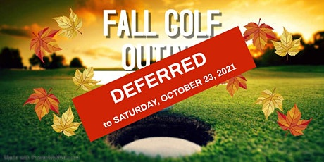 Fall Golf Outing billets