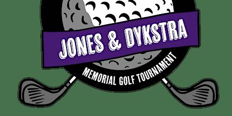 The Jones/Dykstra Memorial Golf Tournament tickets