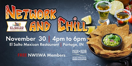 Network & Chill at El Salto Mexican Restaurant tickets