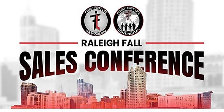 Raleigh Sales Conference tickets